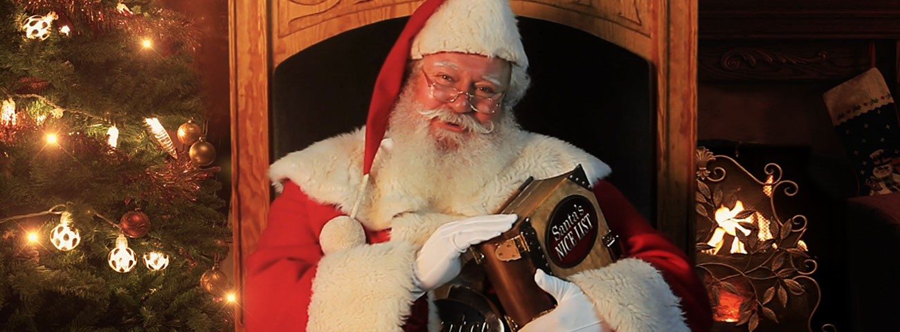 free personalized video greeting from santa claus and online christmas gifts - Free Santa Claus Pictures
