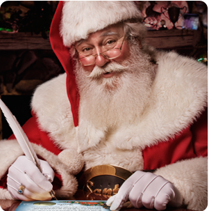 free personalized video greeting from santa claus and online